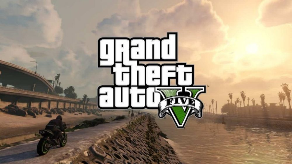 GTA 5-PS5