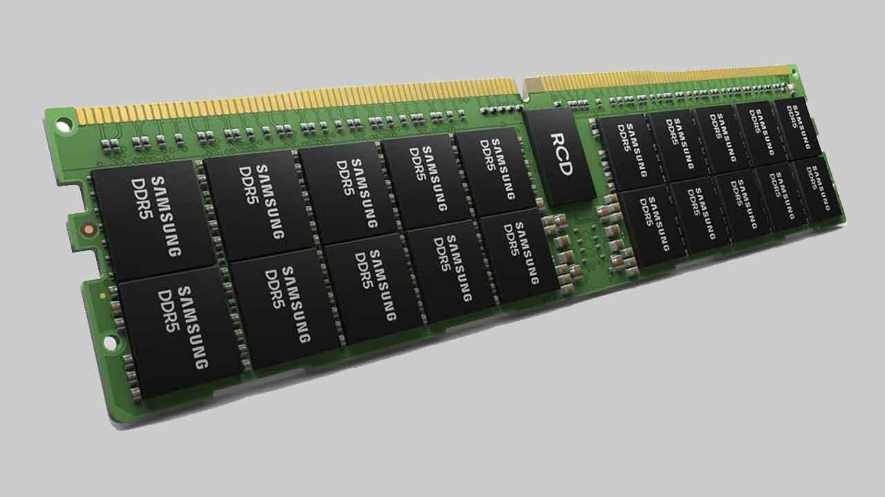 Samsung 512GB DDR5 RAM