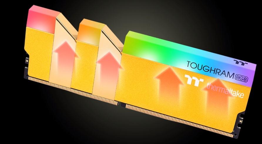 TOUGHRAM RGB