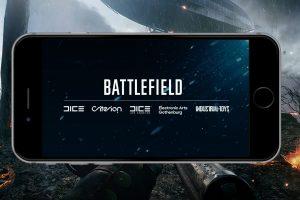 Battlefield mobil