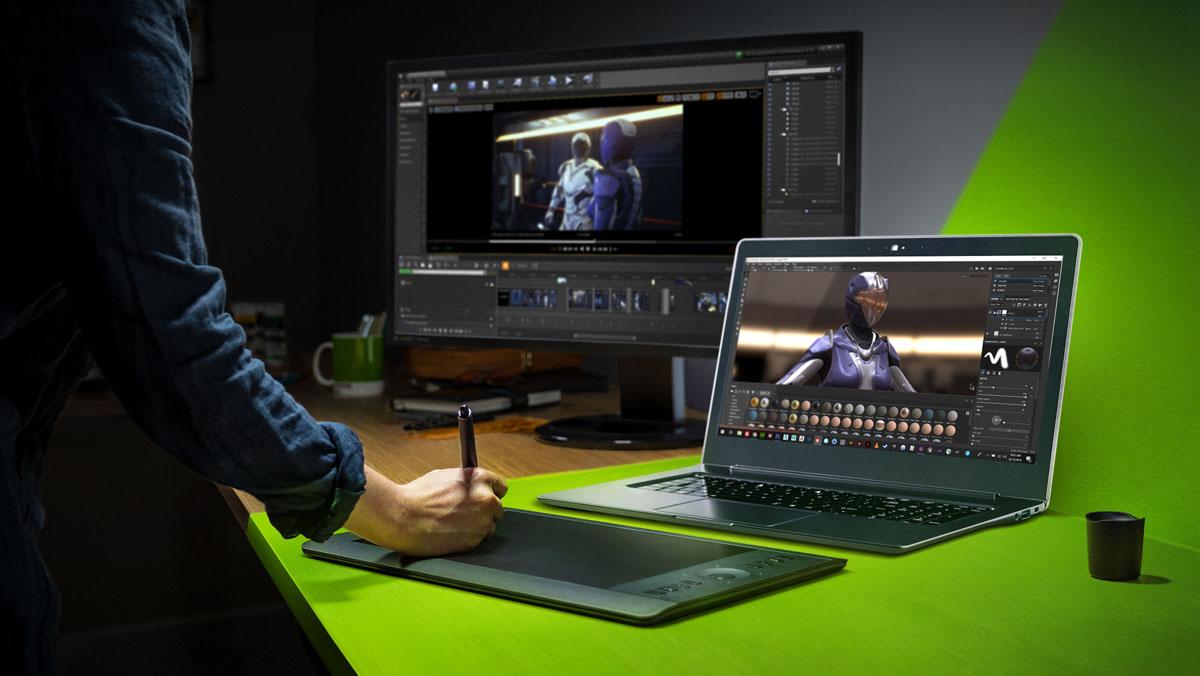 NVIDIA Studio Workshop