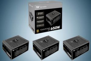 Thermaltake Toughpower SFX Gold TT Premium Edition