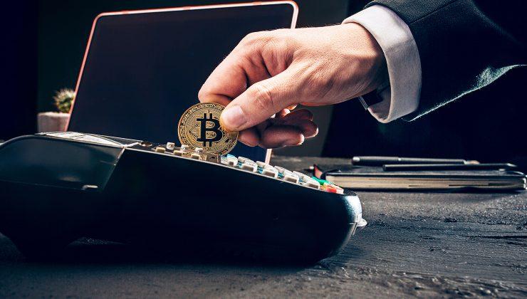 kripto para ile ödeme