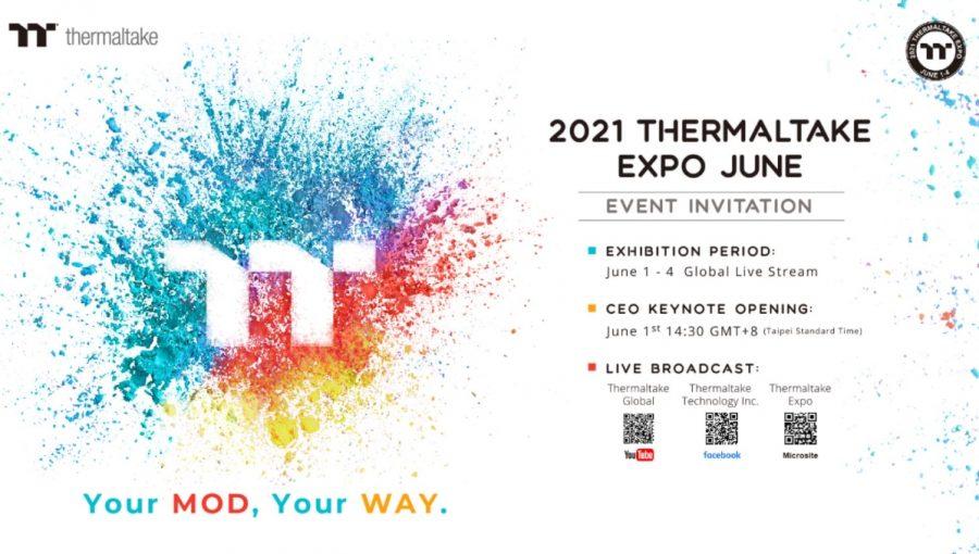 2021 Thermaltake ExpoHaziran