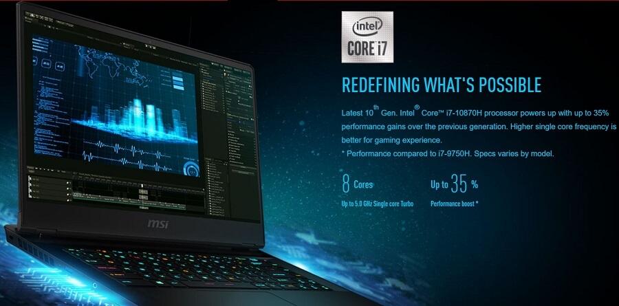 MSI GP66 LEOPARD 10UE-208TR Laptop