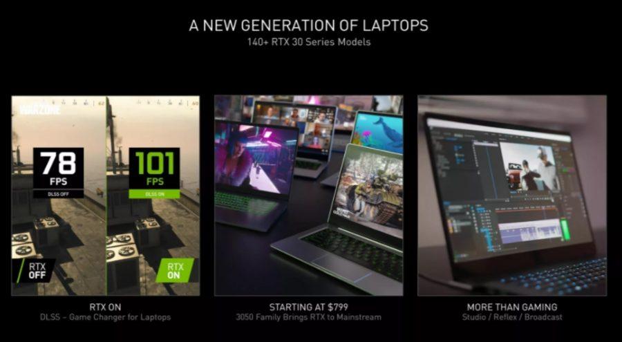 Nvidia GeForce RTX 3050 Ti ve RTX 3050