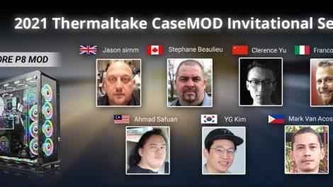 2021 Thermaltake CaseMOD Invitational Season 1