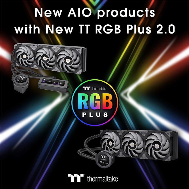 Thermaltake TT RGB PLUS 2.0