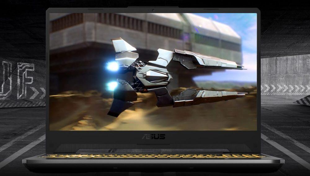 ASUS TUF F15 FX506HM