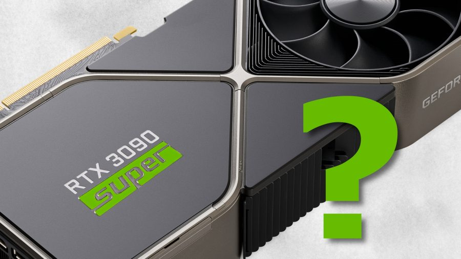 NVIDIA RTX 3090 Super