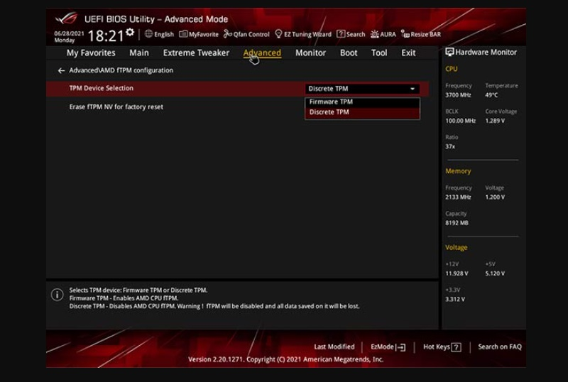 Windows 11 desteğini alan ASUS anakart modelleri