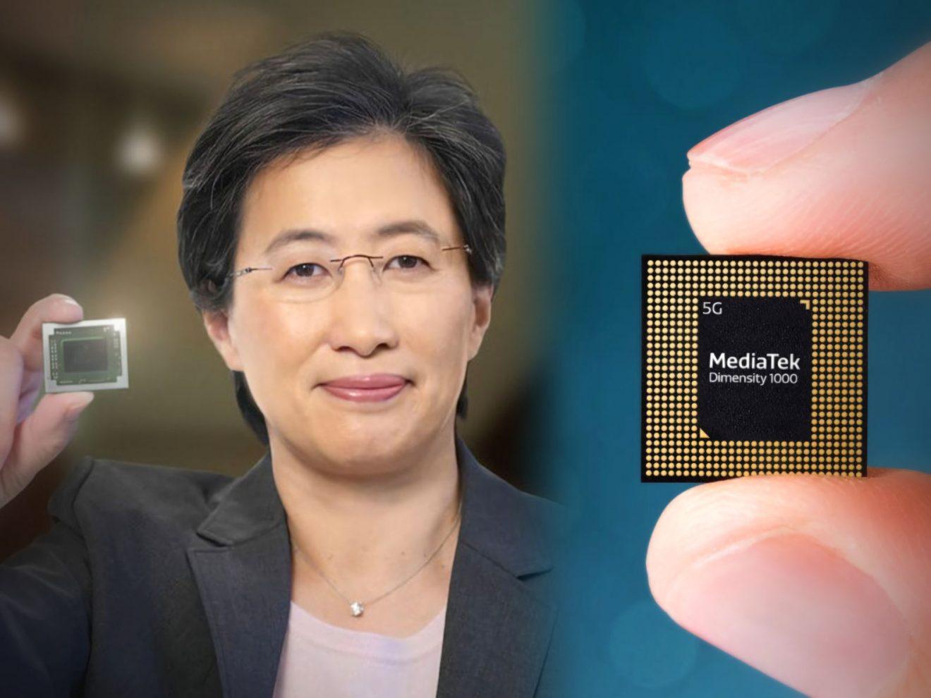 AMD ile MediaTek