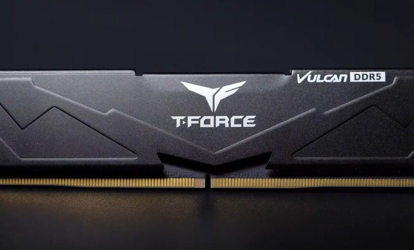 Teamgroup T-force Vulcan DDR5