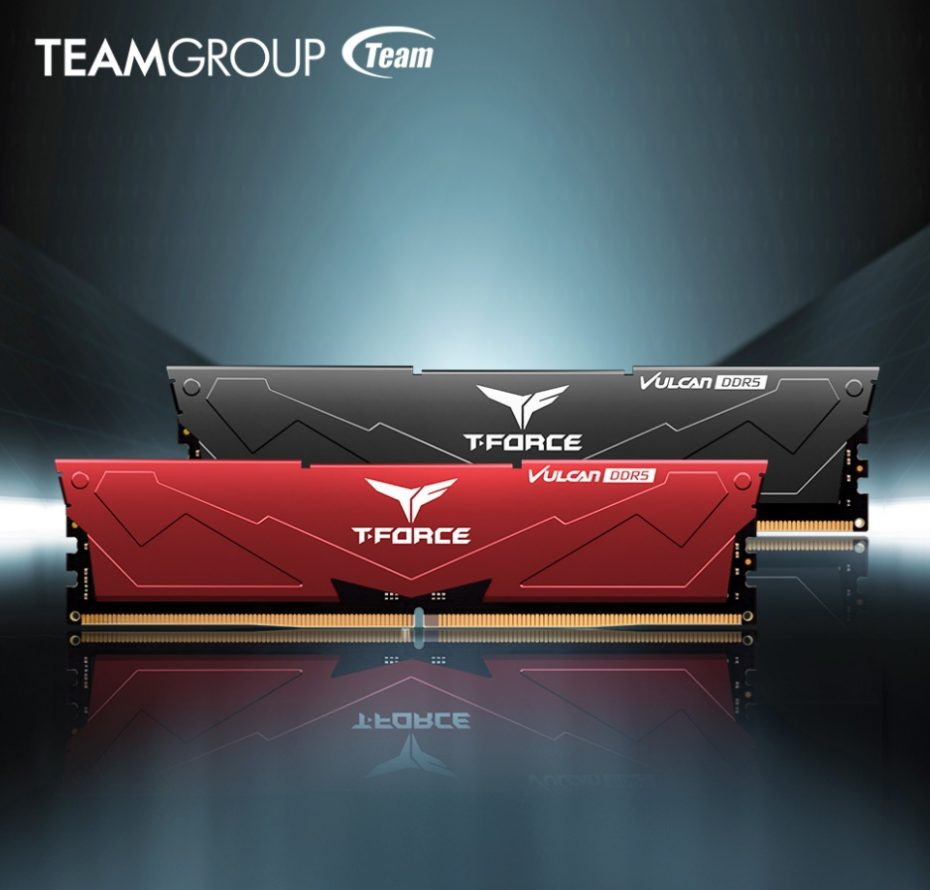 Teamgroup T-force Vulkan DDR5 RAM