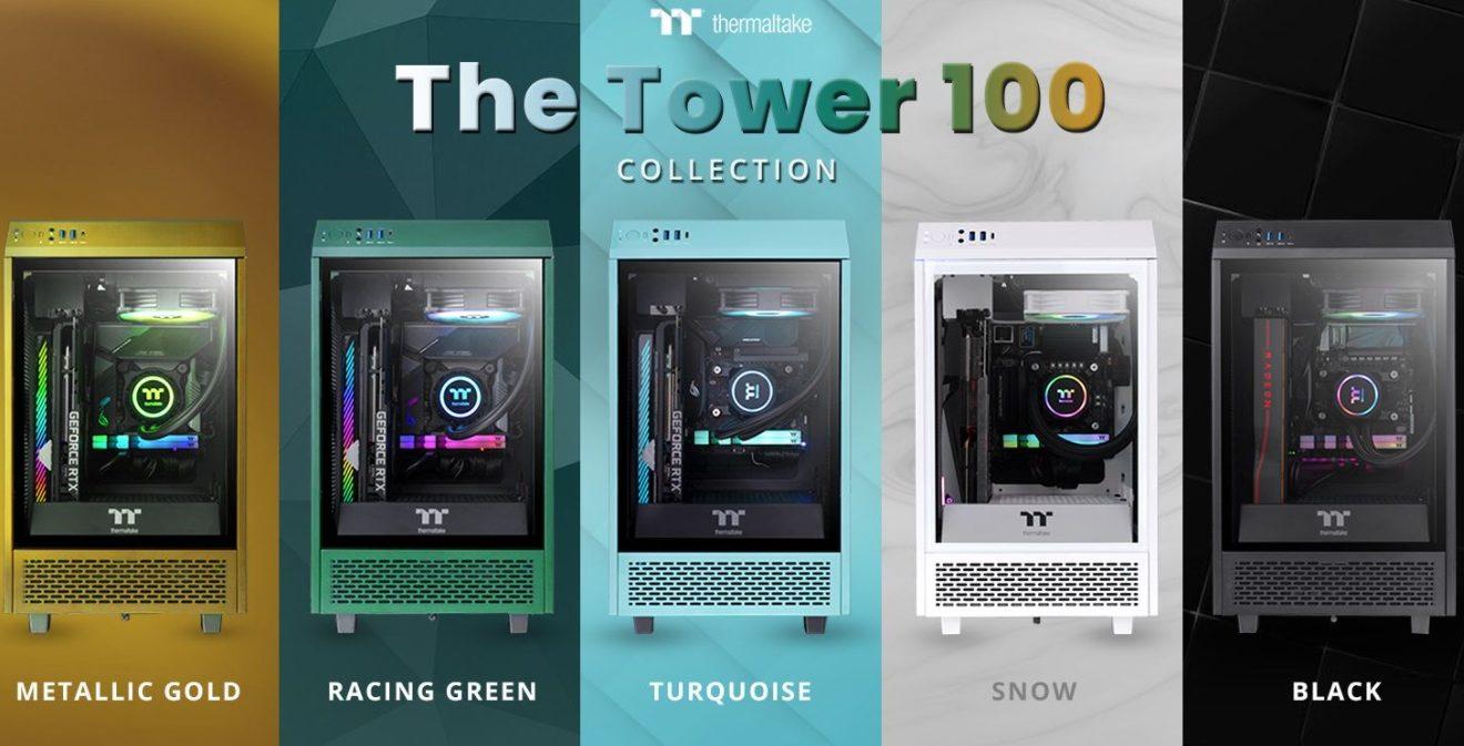 Thermaltake Tower 100 Mini