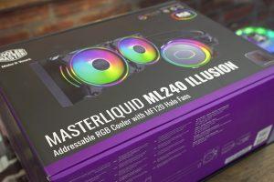 Cooler Master MasterLiquid ML240 Illusion